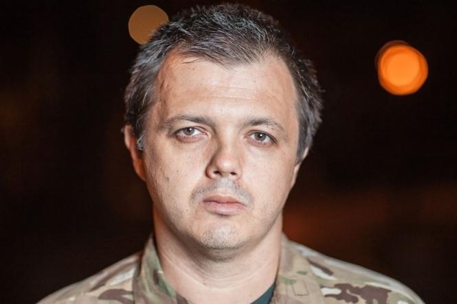 Семенченко предлагает собирать по две тысячи долларов с тех, кто не хочет служить