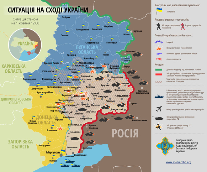 Боевики ЛНР заговорили о присоединении Донбасса к РФ