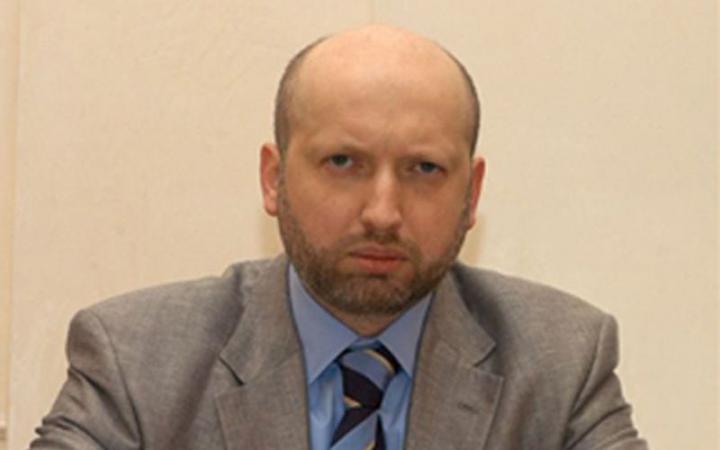 Турчинов объявляет антитеррористическую операцию